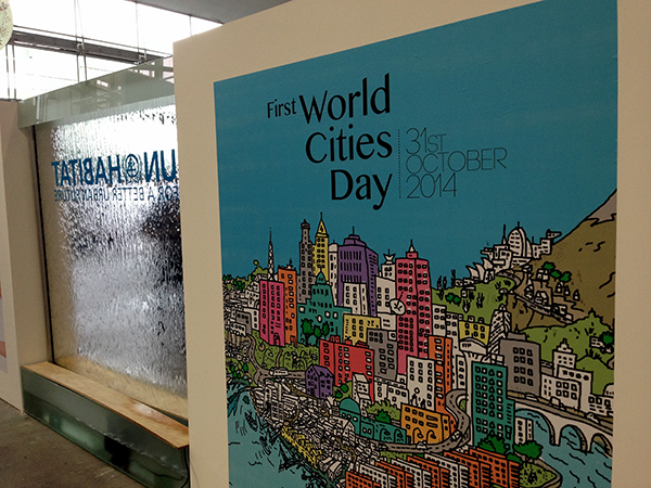 WUF7 - First World Cities Day