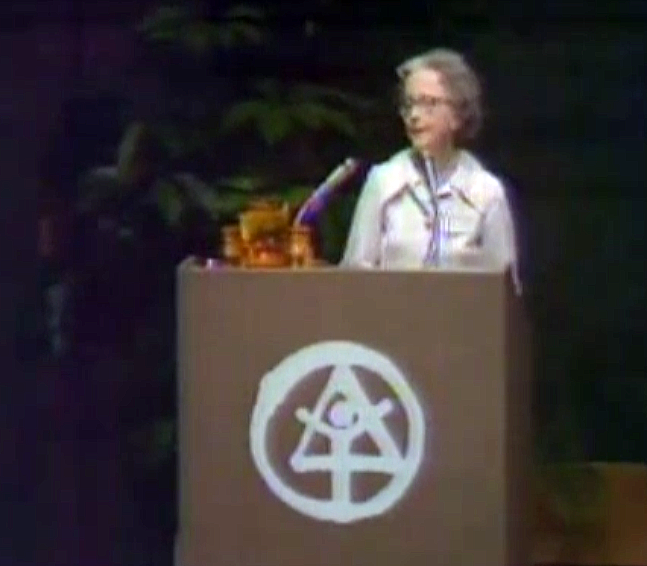 Habitat '76 - Barbara Ward