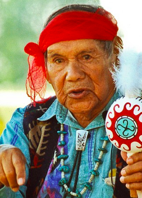 Banyacya delivered his prophecy at Habitat Forum, Vancouver 1976